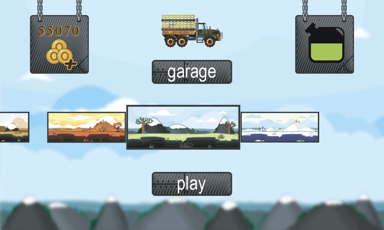 Trucking Mania comes to the Windows Phone Store 5